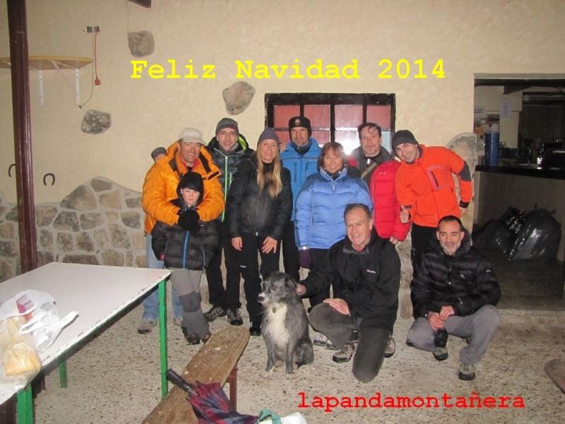20131224 - REUNIÓN NAVIDEÑA EN LA PEDRIZA 01727
