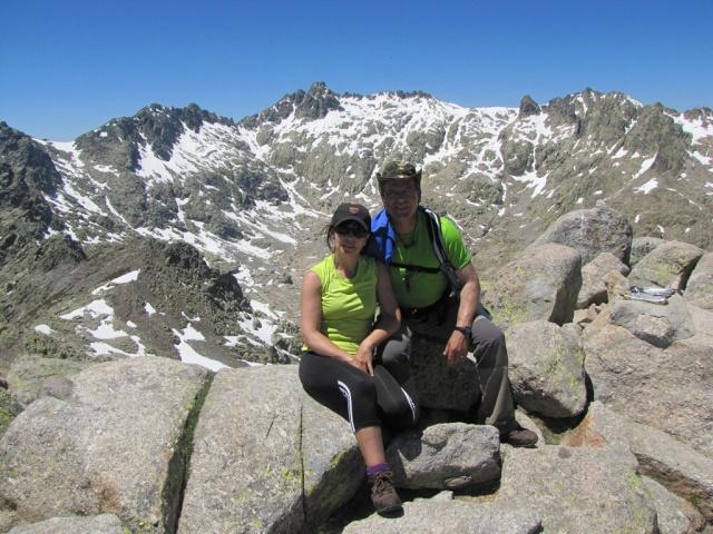 20130615 - GREDOS - Subida al MOREZÓN (2.389 m)  06724