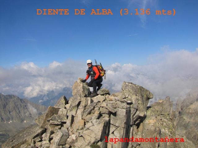 20140805 - PIRINEOS - 7 TRESMILES DESDE EL IBÓN DE CREGÜEÑA 11913