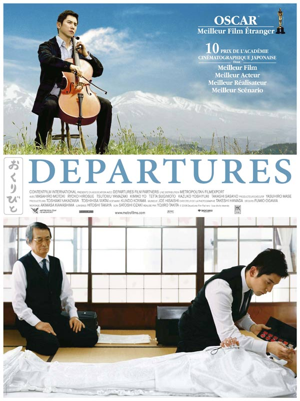 [J-Movie] Departures 19114612