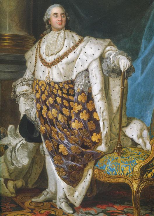 Louis XVI ....... Louisx12