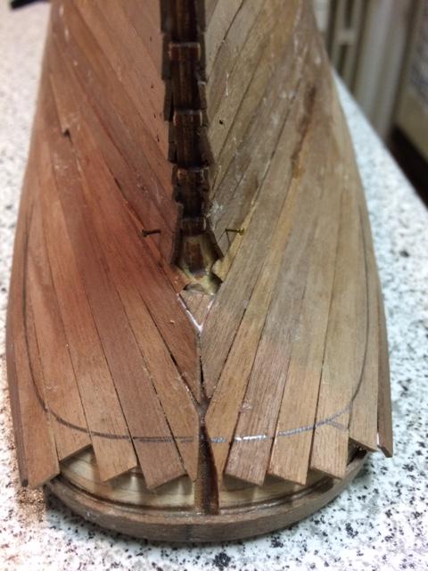 Amati/Hachette Titanic 1:250 von providereMS62 - Seite 11 Heckau11