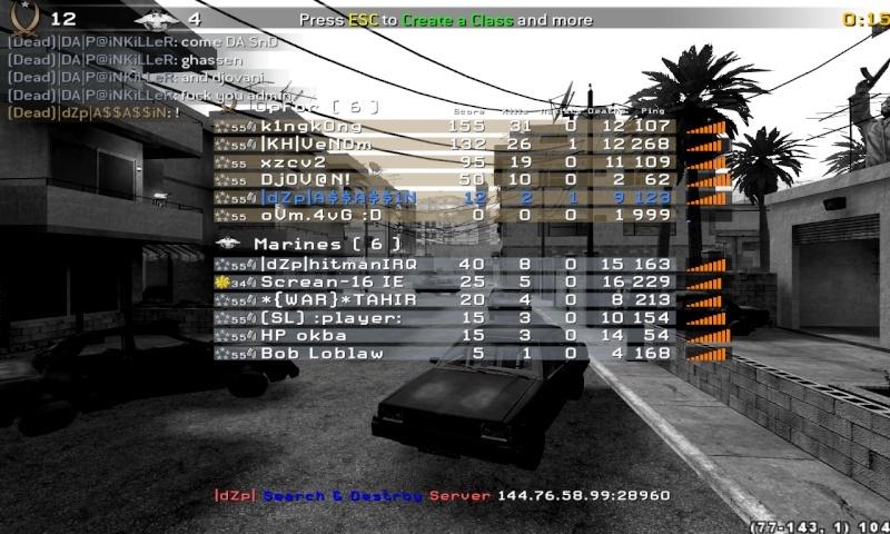 my respect to da clan = 0 Cod4mp10