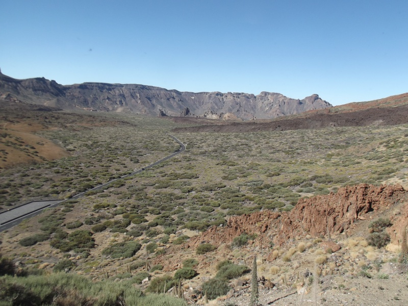 Canary Islands, Tenerife, Mount Teide Dscf2711