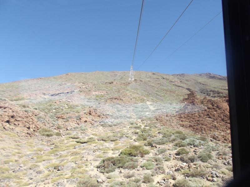 Canary Islands, Tenerife, Mount Teide Dscf2712
