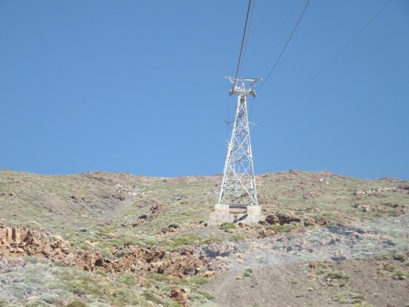Canary Islands, Tenerife, Mount Teide Dscf2713
