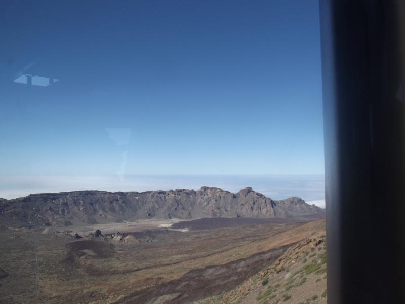 Canary Islands, Tenerife, Mount Teide Dscf2714