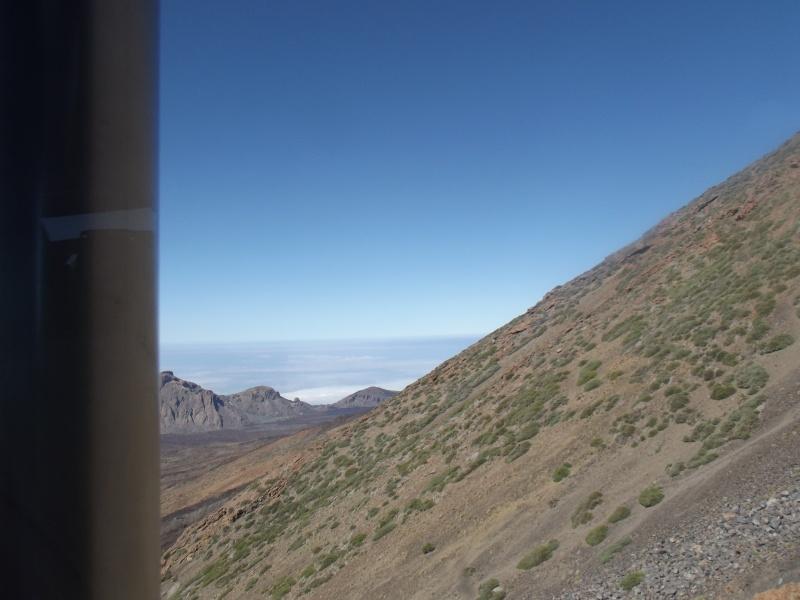 Canary Islands, Tenerife, Mount Teide Dscf2715