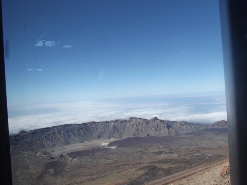 Canary Islands, Tenerife, Mount Teide Dscf2716