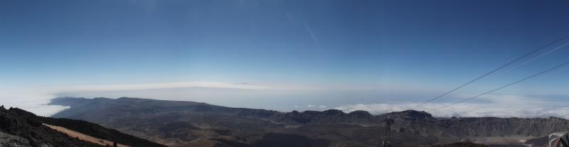 Canary Islands, Tenerife, Mount Teide Dscf2717