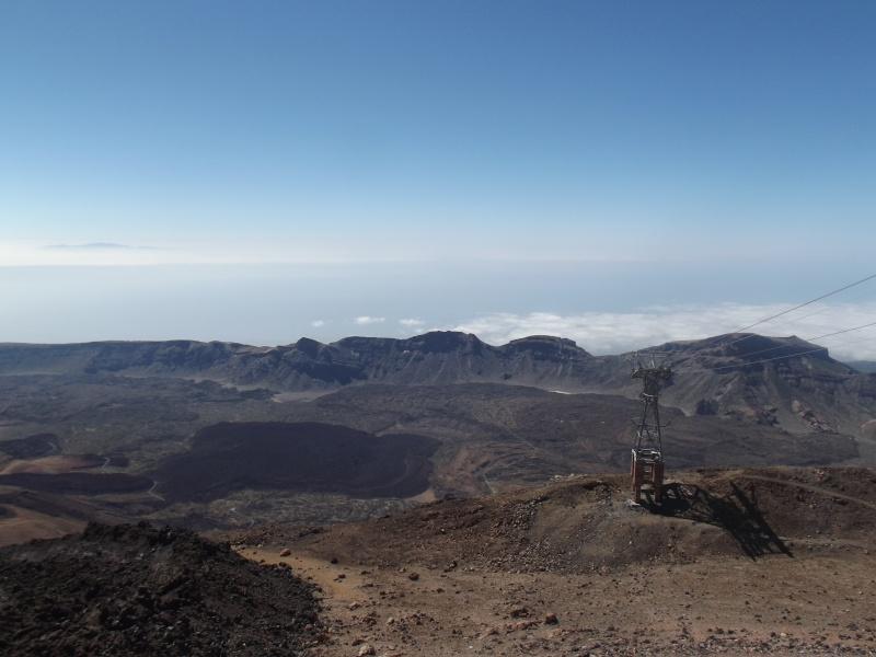 Canary Islands, Tenerife, Mount Teide Dscf2718