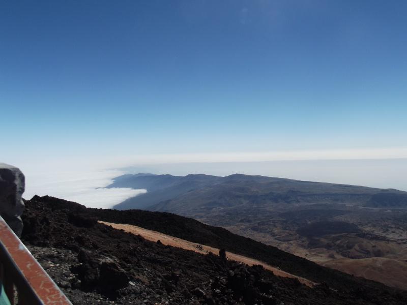 Canary Islands, Tenerife, Mount Teide Dscf2719
