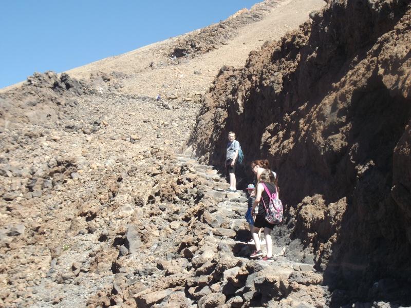 Canary Islands, Tenerife, Mount Teide Dscf2721
