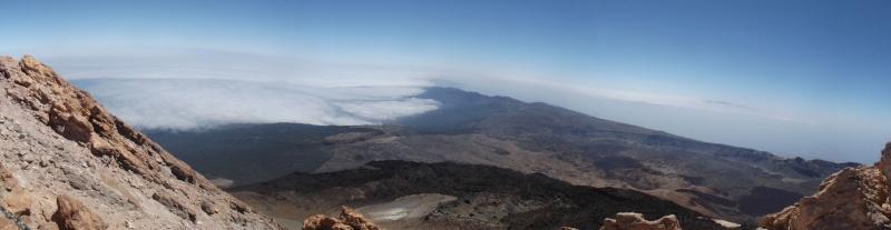 Canary Islands, Tenerife, Mount Teide Dscf2729