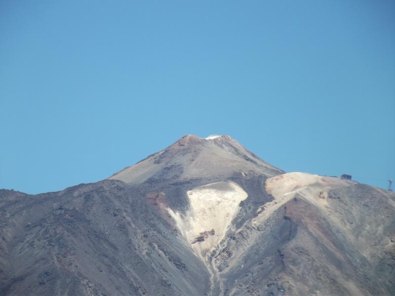 Canary Islands, Tenerife, Mount Teide Dscf2837