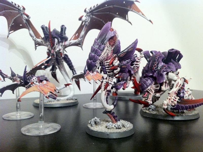 Flotte ruche Leviathan made in sega Img_1511
