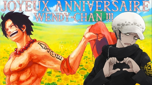JOYEUX ANNIVERSAIRE, WENDY-CHAN, JIRO ! Le_cha11