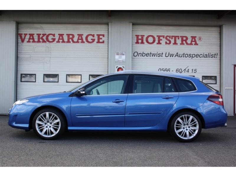 [¤MaX¤] Laguna III.1 Estate GT DCI 180cv 4control Bleue Malte 12454611