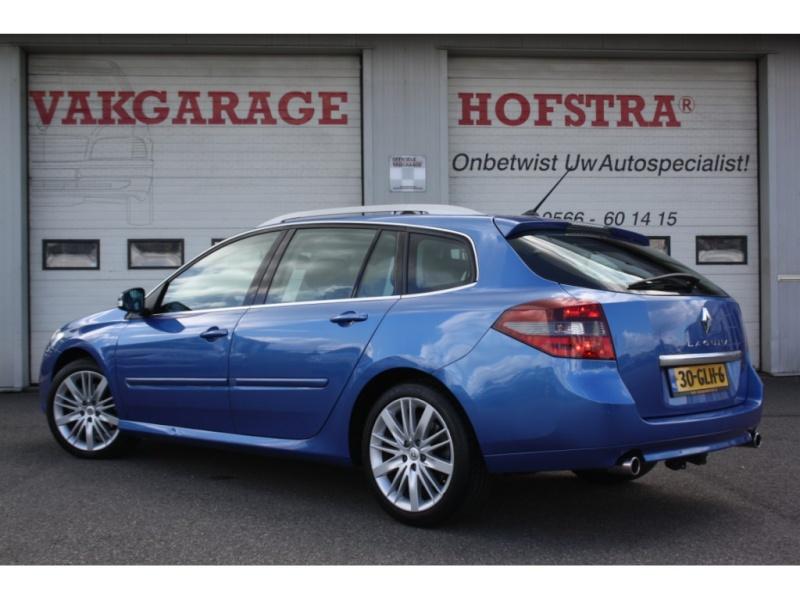 [¤MaX¤] Laguna III.1 Estate GT DCI 180cv 4control Bleue Malte 12454612