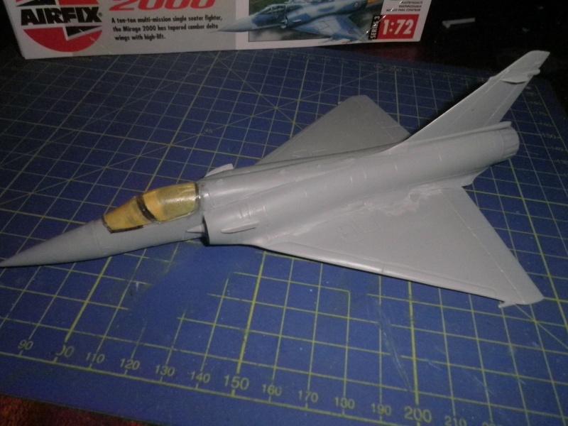 Airfix 1/72 Mirage 2000C P7250012