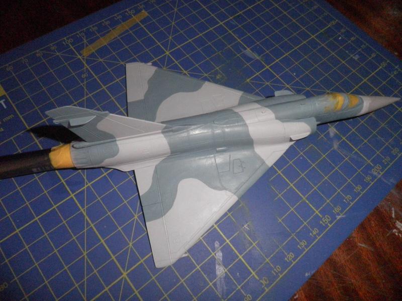 Airfix 1/72 Mirage 2000C P8020014