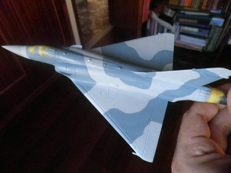 Airfix 1/72 Mirage 2000C P8020016