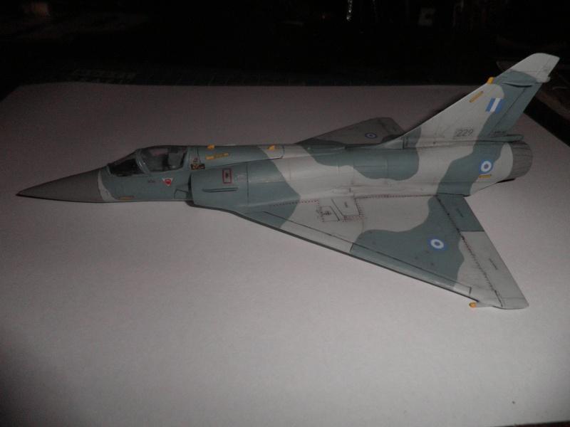 Airfix 1/72 Mirage 2000C P8110015