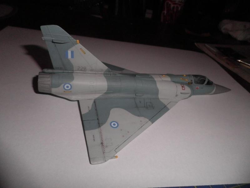 Airfix 1/72 Mirage 2000C P8110016
