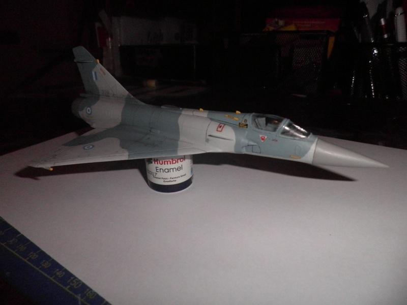 Airfix 1/72 Mirage 2000C P8110020