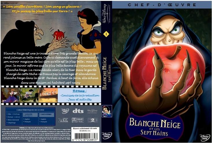 [Rééditions DVD] La Collection des Méchants Disney - Page 3 Jaquet19