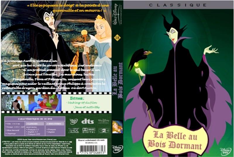 [Rééditions DVD] La Collection des Méchants Disney - Page 3 Jaquet21