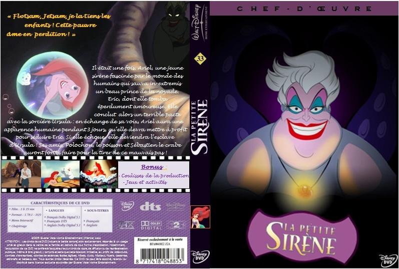 [Rééditions DVD] La Collection des Méchants Disney - Page 3 Jaquet23