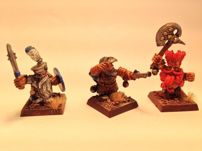 dwarf - Starting a dwarf warband Img_1111