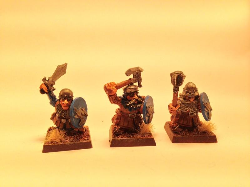 dwarf - Starting a dwarf warband Img_1117