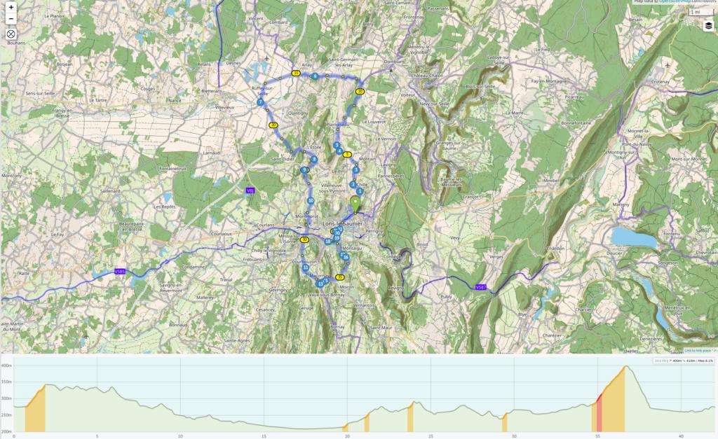 Vélorizon Franc-Comtoise 2021   22-23-24 Mai 2021 Circui13