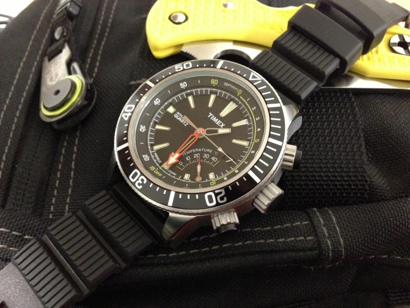 montre sympa qui ferait profondimetre... Timex112