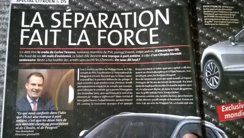 [DISCUSSION] Le futur de CITROËN et DS selon vous - Page 13 Wp_20113