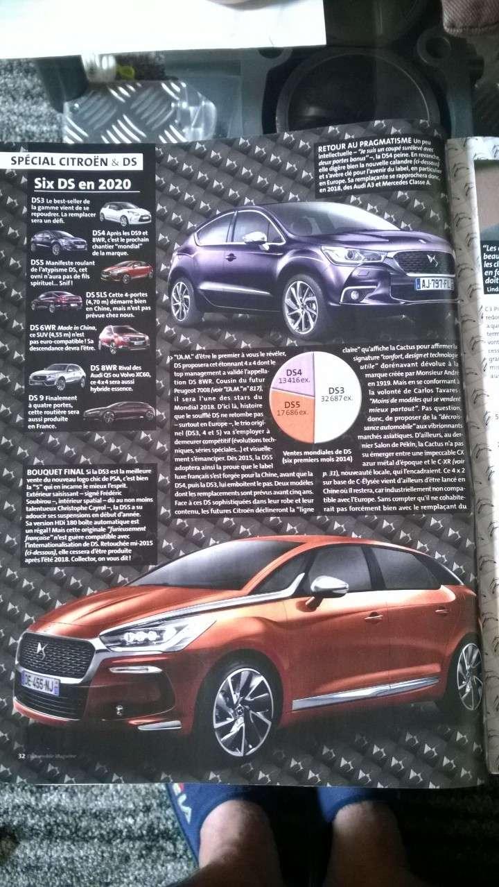[DISCUSSION] Le futur de CITROËN et DS selon vous - Page 13 Wp_20115
