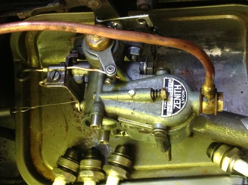 carburateur Zenith Photox10
