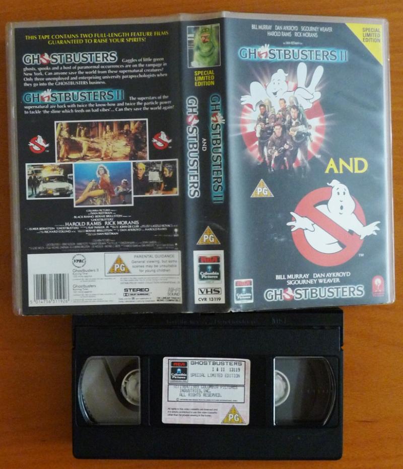 quelques VHS à vendre P1100113
