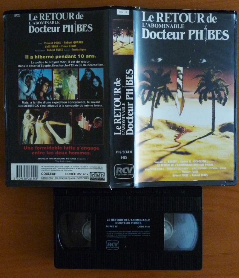 quelques VHS à vendre P1100119
