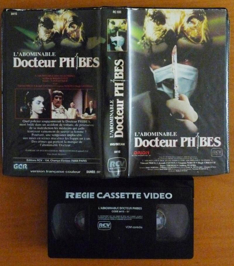 quelques VHS à vendre P1100120