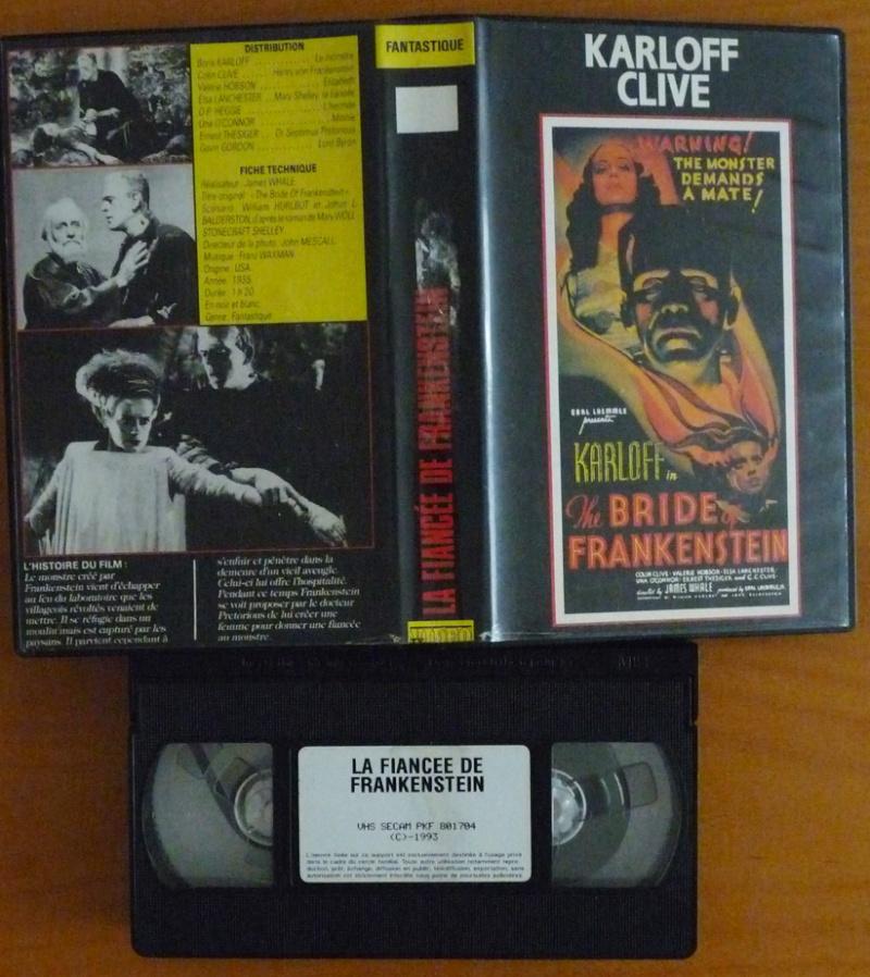 quelques VHS à vendre P1100121
