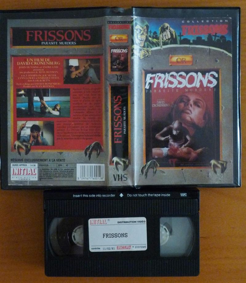 quelques VHS à vendre P1100122