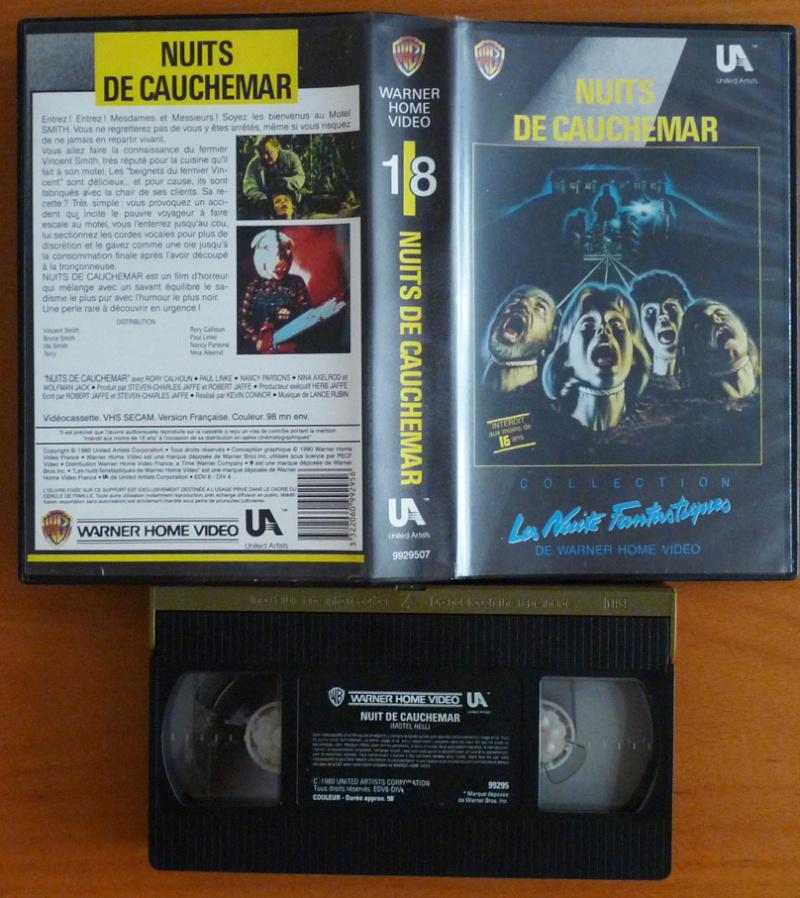 quelques VHS à vendre P1100126