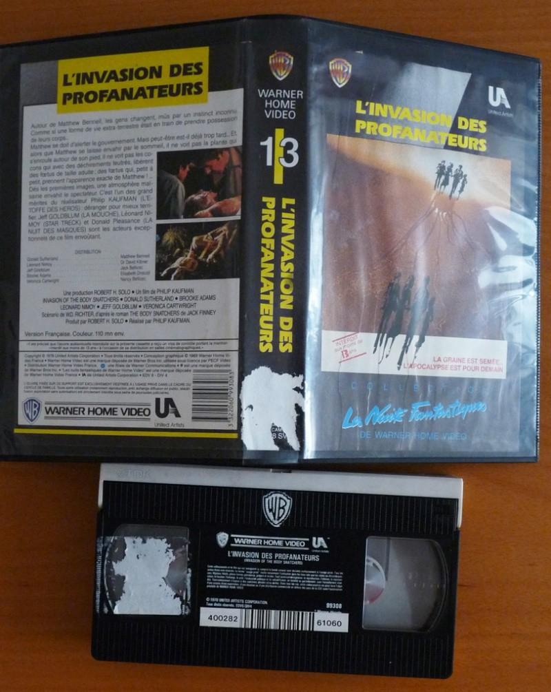 quelques VHS à vendre P1100127