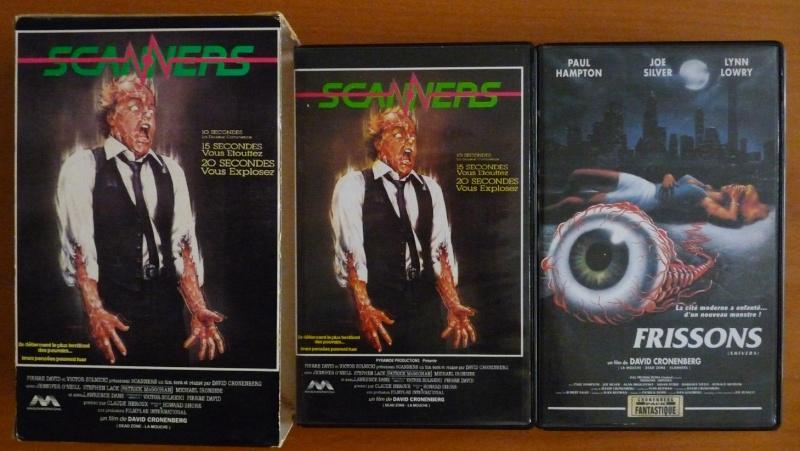 quelques VHS à vendre P1100129
