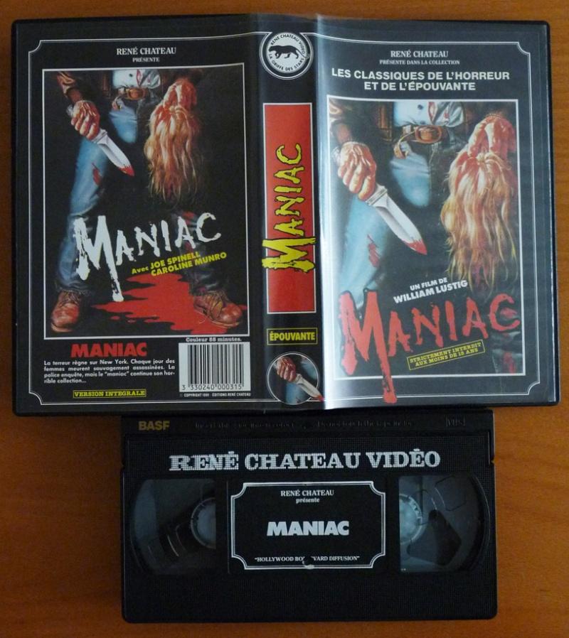 quelques VHS à vendre P1100131