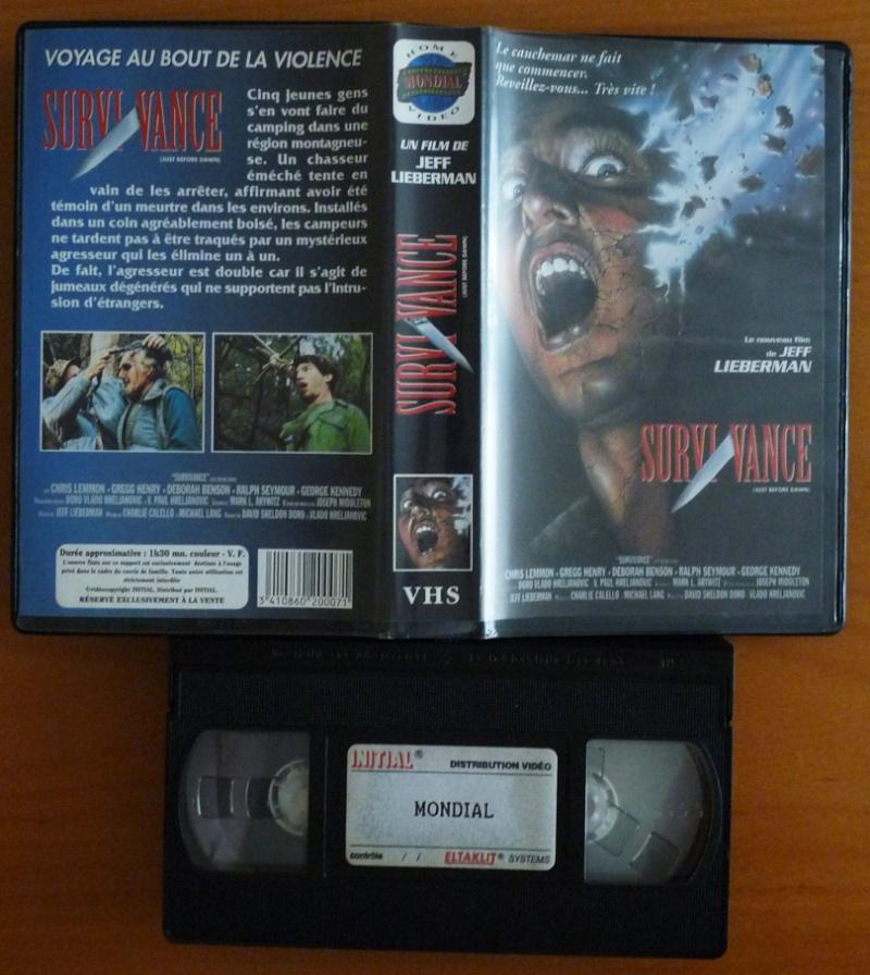 quelques VHS à vendre P1100132