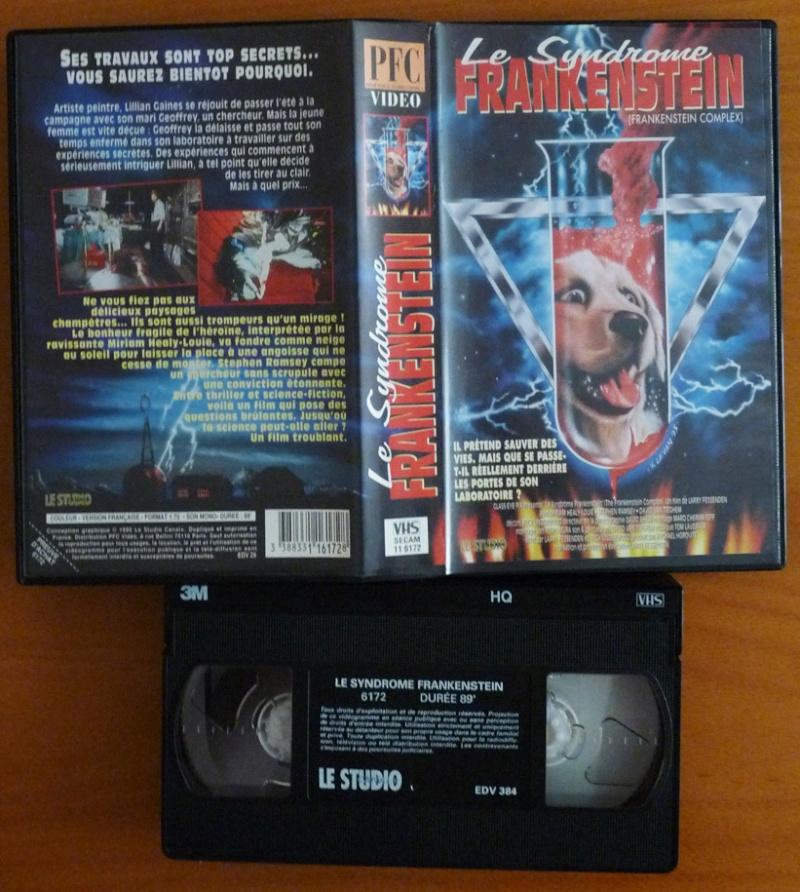 quelques VHS à vendre P1100133